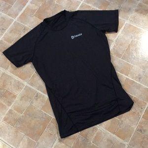 Tesla compression shirt size men's large
